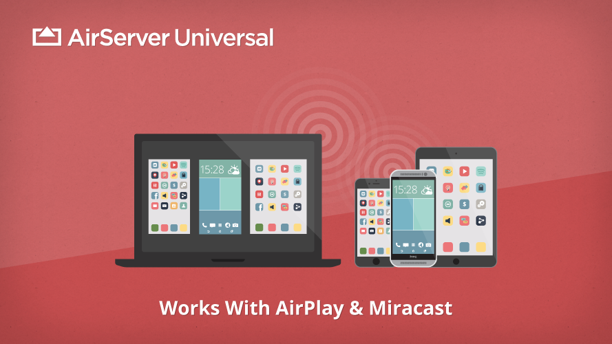 Airserver – Mirror Your Phone to Your Computer – The Nerdy