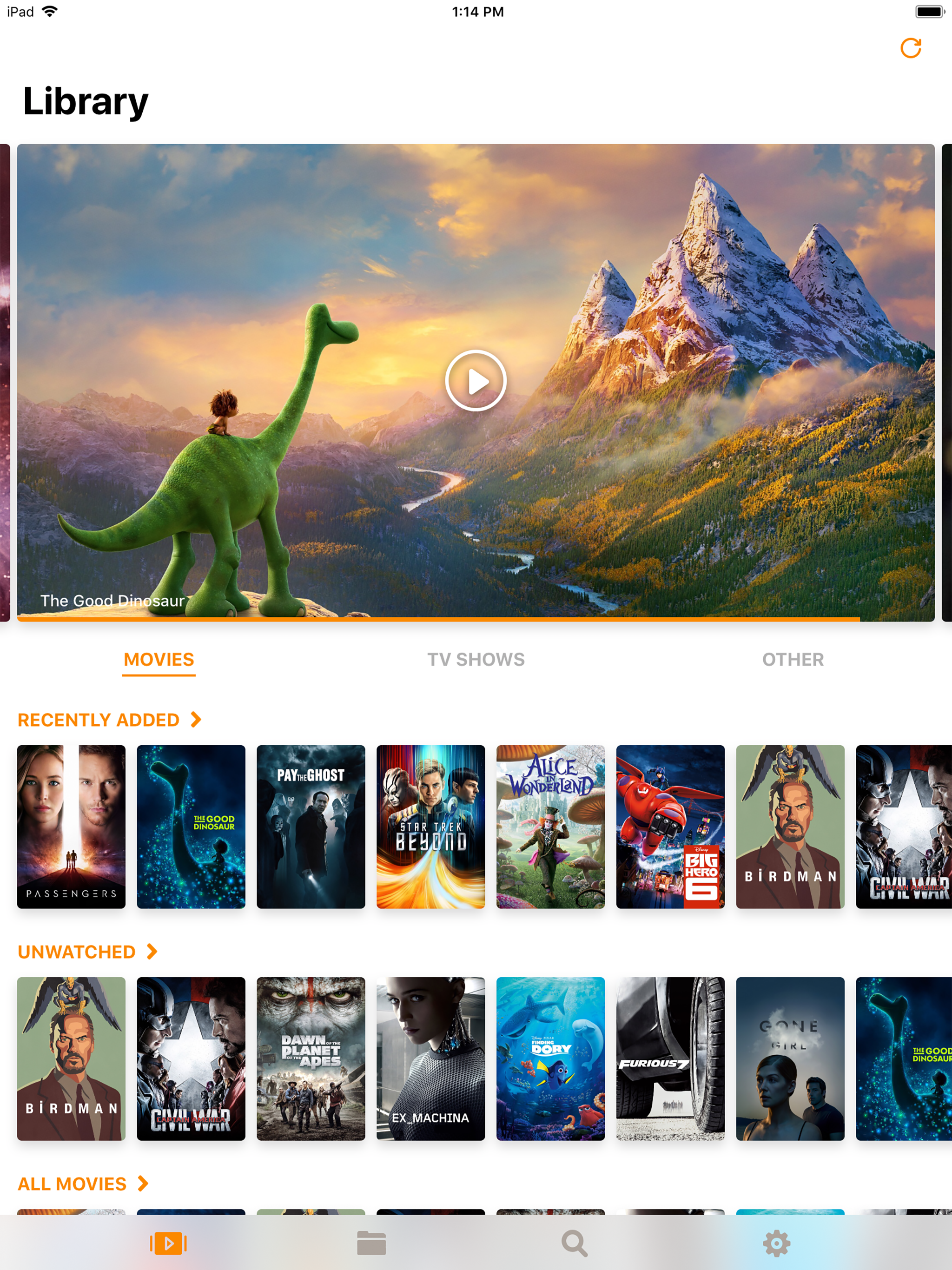 Infuse 5 – The Best Video Player on iOS – The Nerdy Student
