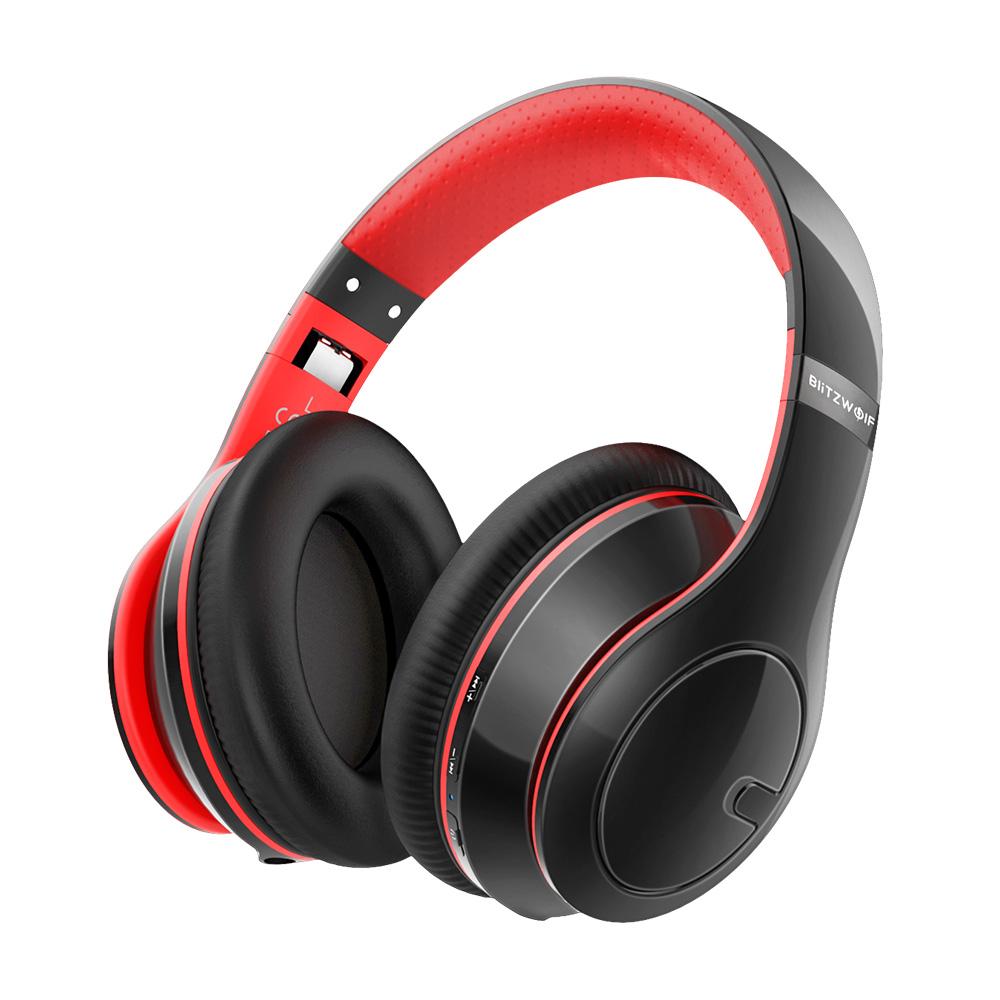 Blitzwolf BW-HP1 Headphone Review – The Nerdy Student